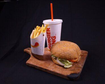 keto burger king