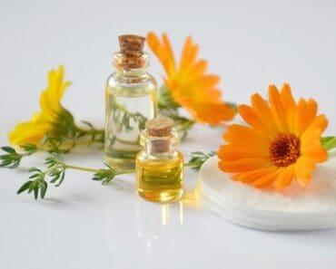 essential oils fever reducer